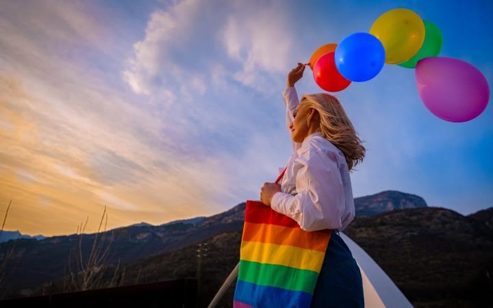 Europa LGBTQI freedom zone: un piccolo passo per l'Europa, un grande passo perl'amore