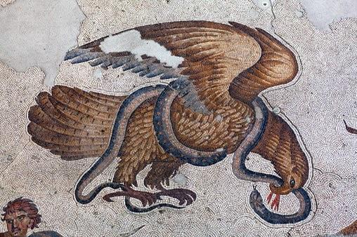 L'Aquila e ilserpente