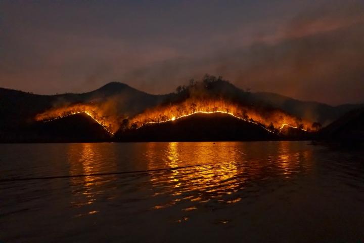 Clima: le temperature spiegate dal reportIPCC