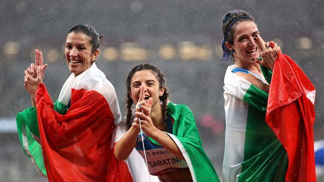 Paralimpiadi: atleti italiani da urlo, bocciati iMedia