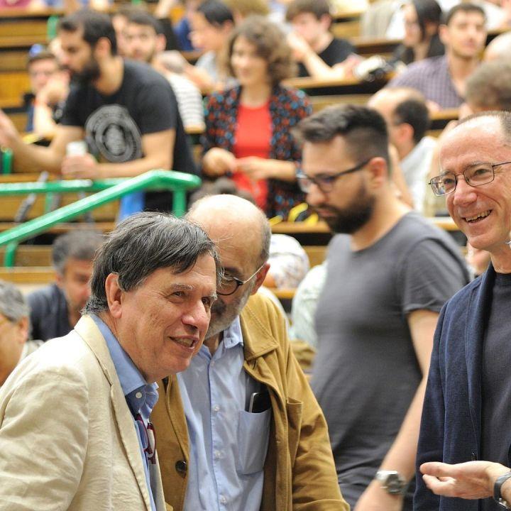 Giorgio Parisi: il premio Nobel per la fisica raccontato da una suaallieva